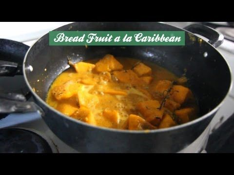How to Make Breadfruit Caribbean Style in Costa Rica