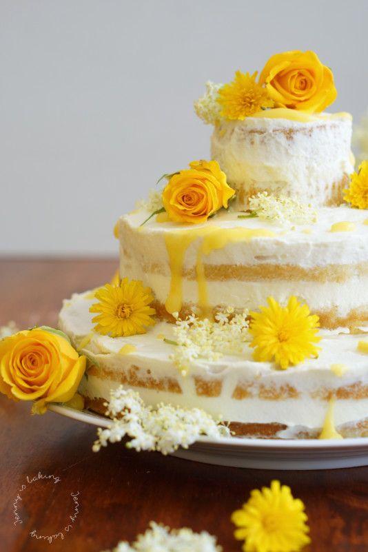 Jetzt Konnt Ihr Endlich Alle Schlemmen Wie Die Konige Mit Meinem Rezept Von Der Koniglichen Hochzeit Von Prinz Harry Hochzeitstorte Kuchen Ideen Dessert Ideen