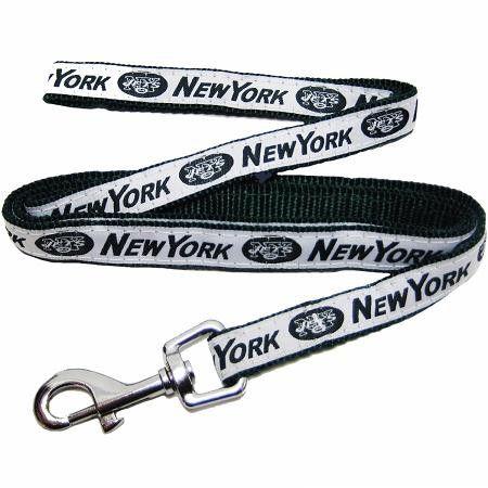 New York Jets NFL Dog Leash - Medium