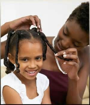 Outstanding Ponytail Styles Natural And African Americans On Pinterest Hairstyles For Women Draintrainus