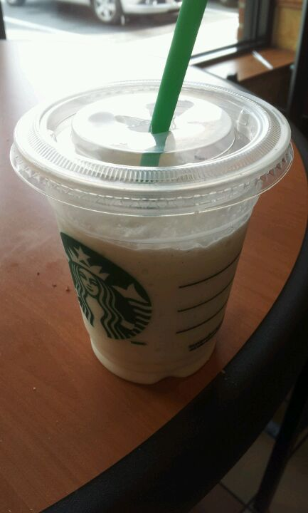 Starbucks is awesome
