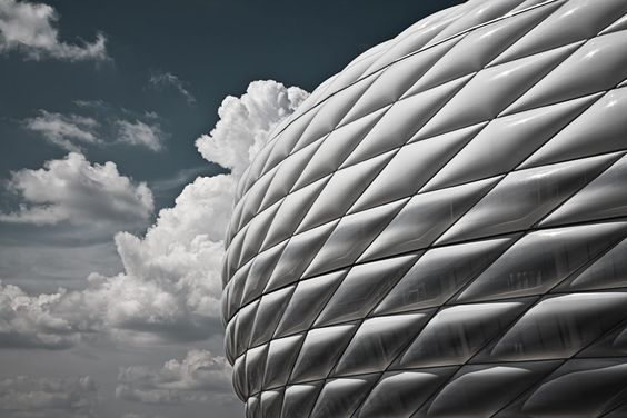 allianz arena in the sky (Munich)