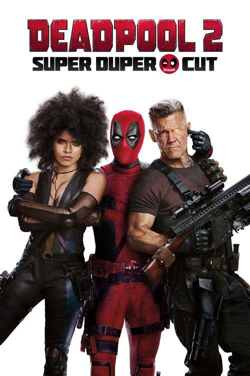 Deadpool 2 Pelicula Completa Deadpool 2 Movie Film Deadpool Deadpool 2 Poster