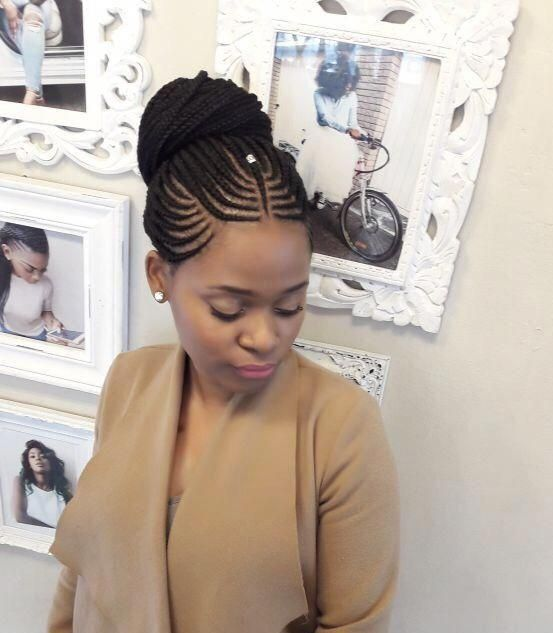 #coolafricanhairstyles