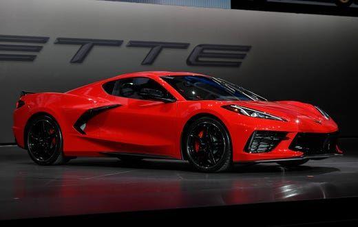 2020 Chevrolet Corvette C8 Stingray S Price And Features Draw Gasps Corvette Sports Cars Luxury Chevrolet Corvette