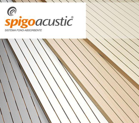 spigoacustic paneles acústicos