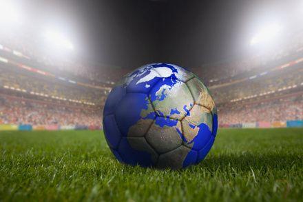 Futebol, um mundo a parte.