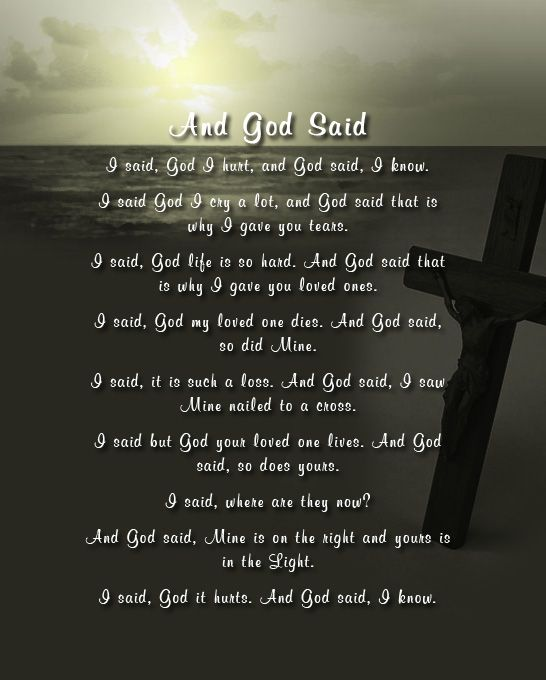 Christian Funeral Bible Quotes: Christian Memorial Day Poems