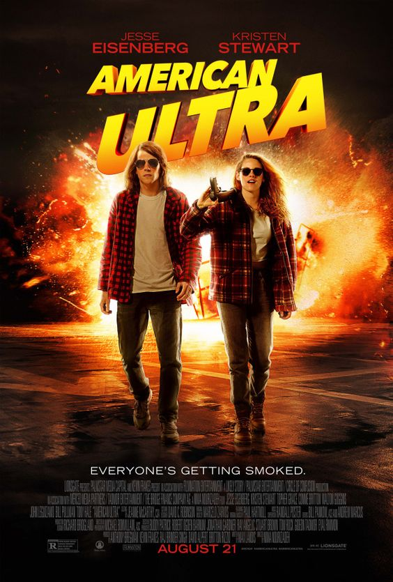 Posters: 'American Ultra', 'Everest', 'Bridge of Spies', 'Black Mass' & Much More!