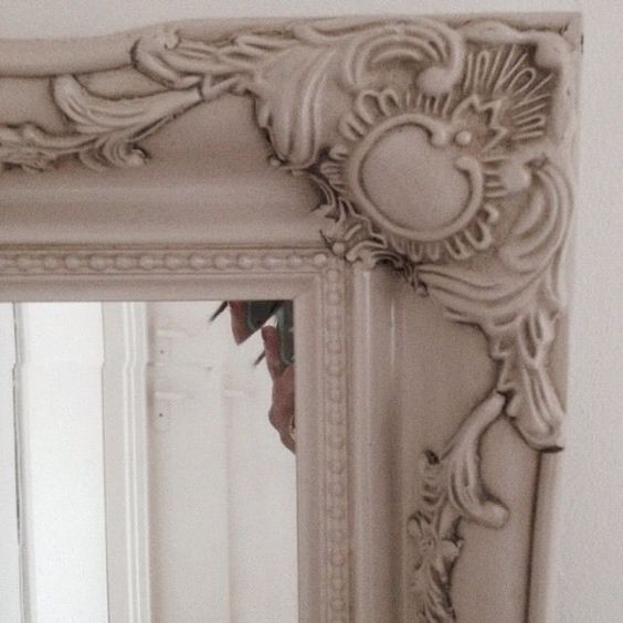 Shabby Chic Full-length Mirror