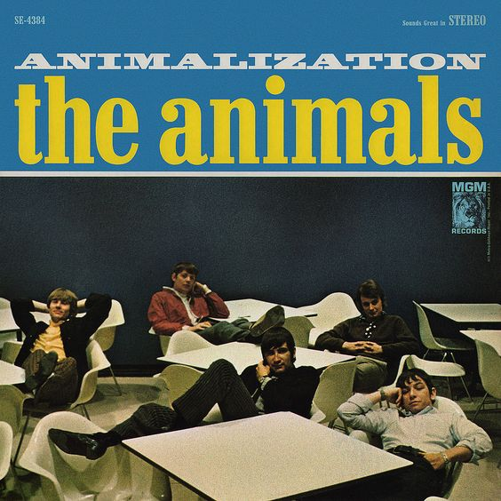 https://flic.kr/p/DuuKKC | The Animals - Animalization: