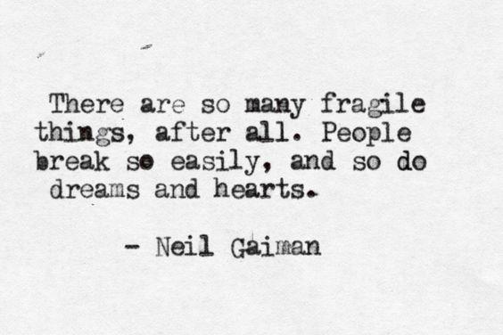 Fragil hearts: