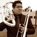 Making a difference.  Providing an opportunity.  Inspiring!  Our inspiring educator today is a Peruvian Music professor.  An instructor at a high school and the highly regarded Universidad Catolica Del Peru, he was the founder of the first College Big Band in Peru.