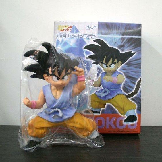 14cm Dragon Ball Z Super Saiyan Son Goku Son Gohan Action Figure PVC Collection figures toys for christmas gift