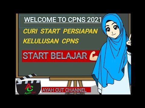 19++ Cpns 2021 adalah ideas in 2021
