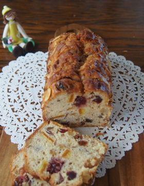 「フルーツパウンドケーキ」まるる | お菓子・パンのレシピや作り方【corecle*コレクル】