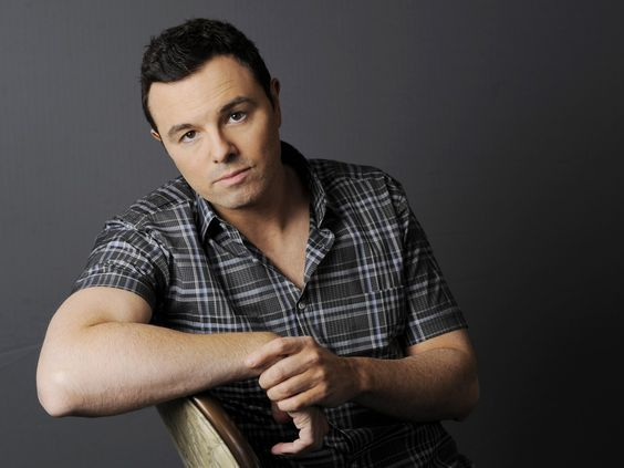 Seth MacFarlane... I think he is a 1. I think Brian is, too, so that connects dots for me...