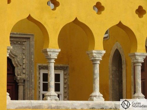El Palacio da Pena en Sintra