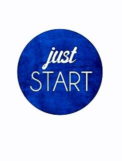 Just START #Exercising.  No Excuses.  No Procrastinating.  Just START.  www.EyemarkRealty.com: