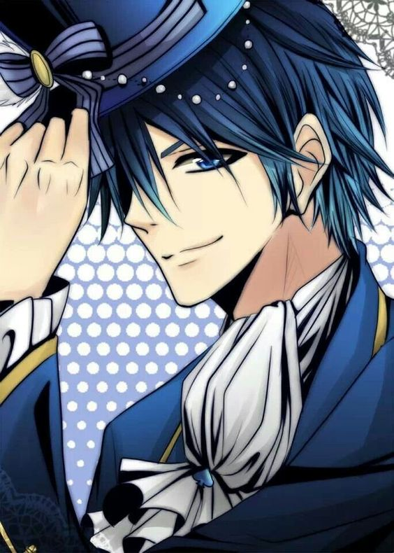 Ciel as an adult-Might already have this one