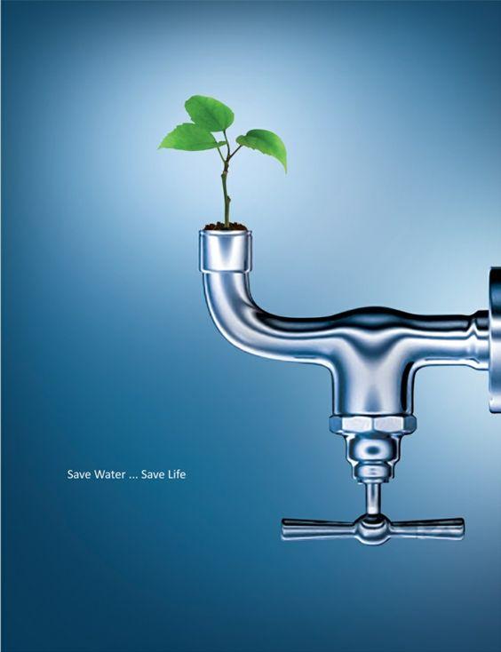 nachhaltiges leben Wasser sparen