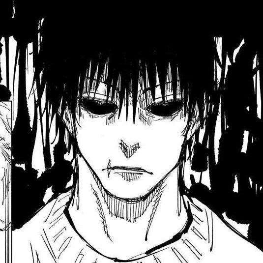 Fushiguro Toji Jujutsu Anime Manga Anime