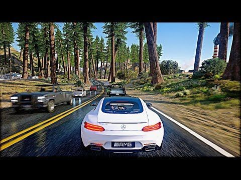 Gta 6 Graphics Geforce Rtx 2080 Ti 4k 60fps Next Gen Real Life Graphics Gta 5 Pc Mod Youtube Gta Grand Theft Auto Gta 5 Pc