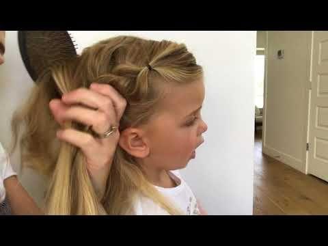 Easy F8 Infinity Braid Youtube Fryzury Fryzury I Włosy