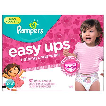 Pampers Easy Ups Training Underwear $15 #LavaHot http://www.lavahotdeals.com/us/cheap/pampers-easy-ups-training-underwear-15/116357