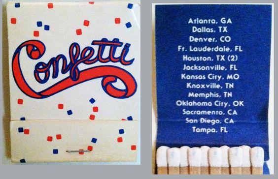 Confetti Tampa Fl Dance Club Tampa Growing Up