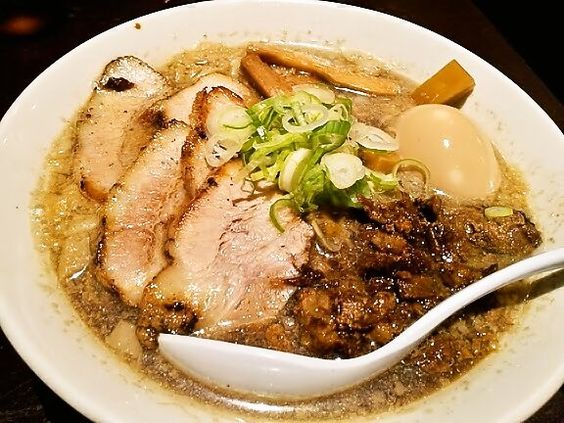 Wasted Time ~feat.楽々~ の特製肉煮干しラーメン@渋谷