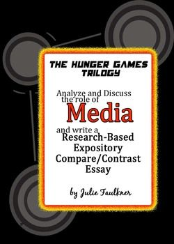 hunger games persuasive essay Free essay: the hunger games, a film based off of a novel written by susan  collins, was released in march of 2012 the film, and the book it was based on.