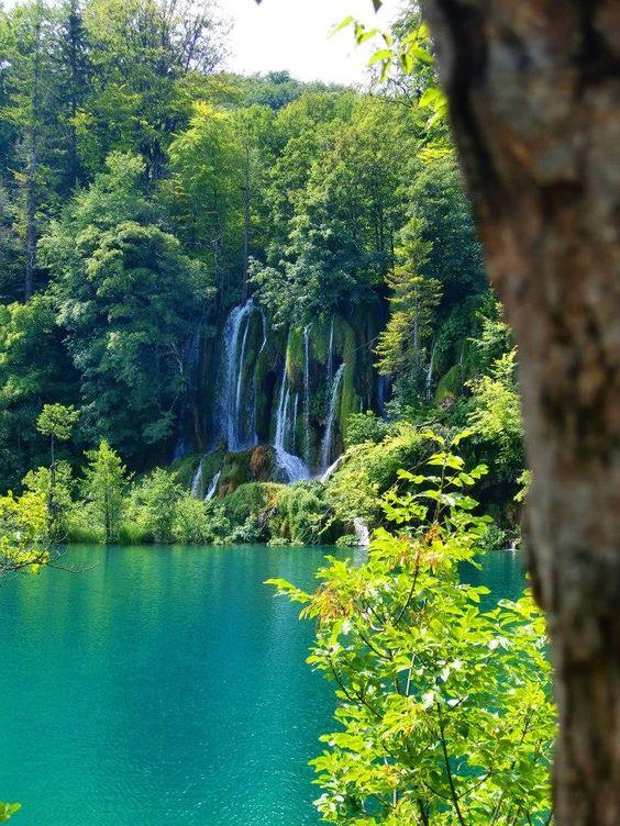 #Cascades #Croatie #Plitvice