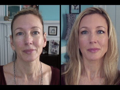 Style, Beauty & Health for Women in their Hot-Flash Years!  Thanks for watching! I'd love to hear from you, please rate, comment, subscribe!    Twitter:  https://twitter.com/HotAndFlashy50  Blog:  http://www.hotandflashy50.com      Tips on using foundation to cover age spots and blemishes while not accentuating wrinkles on mature skin.    Products used in ...