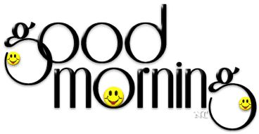 Good morning, Mornings and Smiley faces on Pinterest