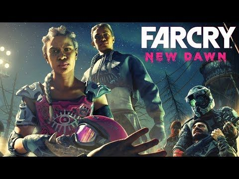 Far Cry New Dawn Early Walkthrough Gameplay Part 1 Highwaymen Story Campaign How To Memorize Things Gameplay Dawn