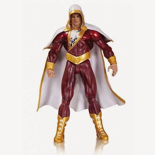 BLOG DOS BRINQUEDOS: Justice League New 52 Shazam! Action Figure