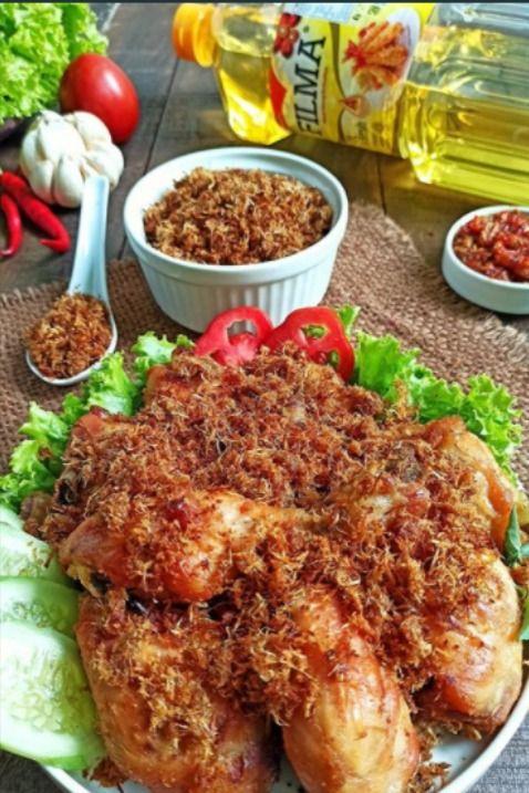 Resep Ayam Goreng Lengkuas Terbaru Resep Ayam Makanan Buah Segar