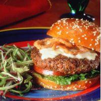 Texas Beef Council - Recipe Book - Burgers - Ranch Burger