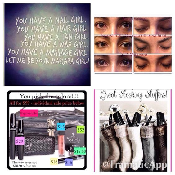 Let me be your Lash Lady!! Get your holiday gifts here!