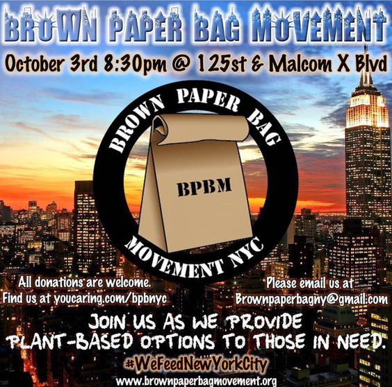 JOIN US! OCTOBER 3- NYC!