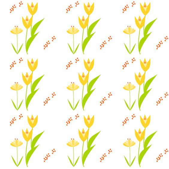 MeinLilaPark – DIY printables and downloads: Free digital floral scrapbooking paper - ausdruckb...
