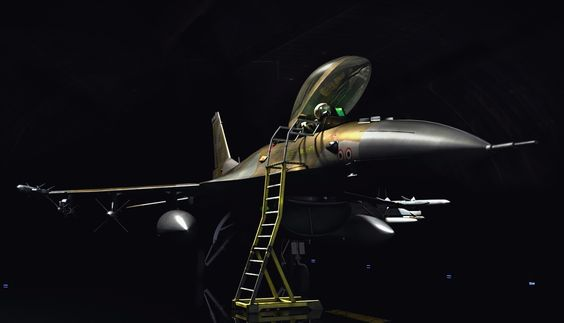 F-16 at Readiness by *jncarter on deviantART