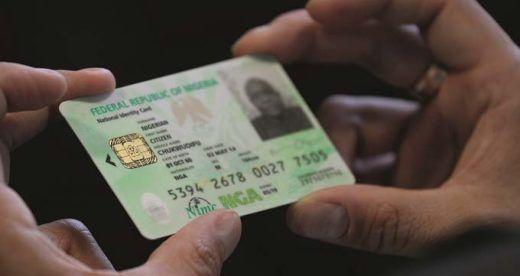 Digital Identification To Cost Nigeria Btw 433m To 2 3b Card Transfer National Nigerian