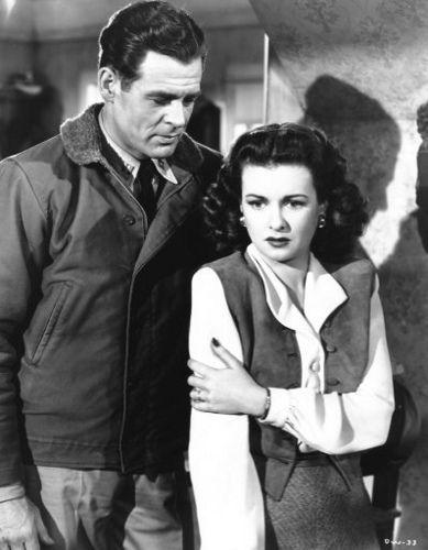 The woman on the beach 1947 directed by jean renoir, Joan Bennett, Robert Ryan