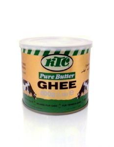 Pure Butter Ghee by KTC | Buy Online at the Asian Cookshop