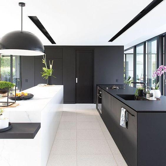 Luxus Küche in 2019   Küche luxus, Wohnung design und Design