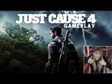 Just Cause 4 Gameplay Walkthrough Part 1 Full Game Movie 2018 Triptrick Full Games Movie Game Games
