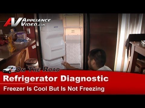 23 Whirlpool Refrigerator Diagnostic Freezer Is Cold But Is Not