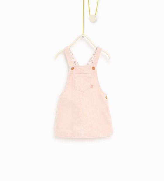 Imagem 1 de Vestido bombazina básico da Zara